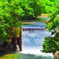Photos: ピョウタンの滝2