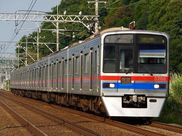 京成3700形 3708編成