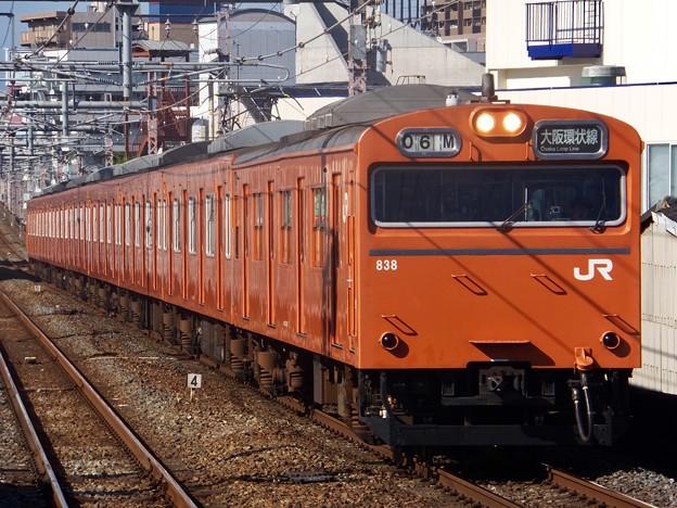 JR西日本103系 LA2編成