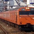 写真: JR西日本103系 LA2編成