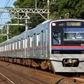 写真: 京成3000形(二代目) 3001-8編成
