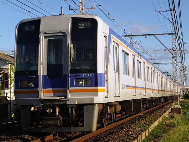 南海1000系 1002F