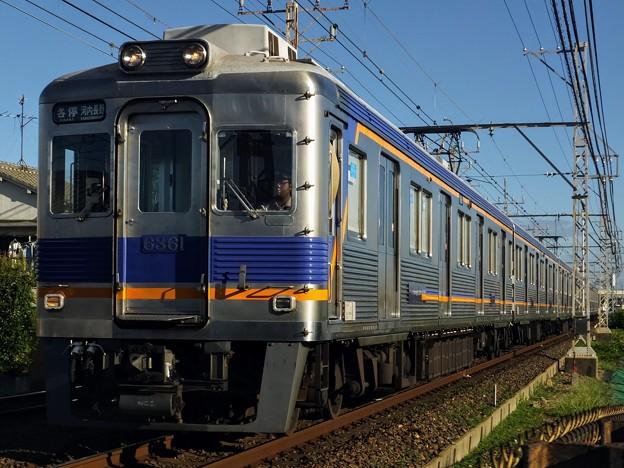 南海6300系 6311F