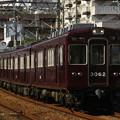 Photos: 阪急3000系 3062×4R