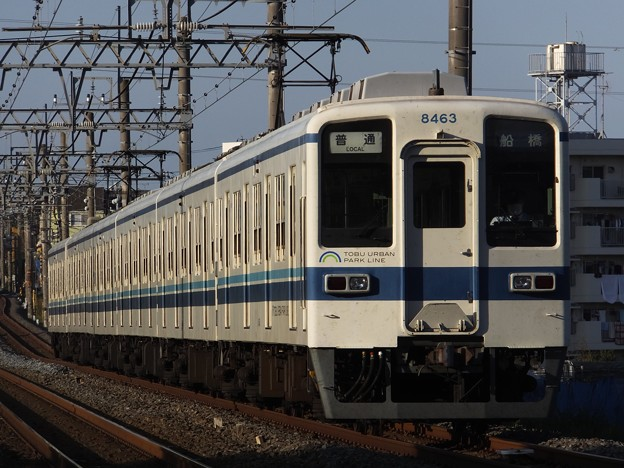 東武8000系 8163F