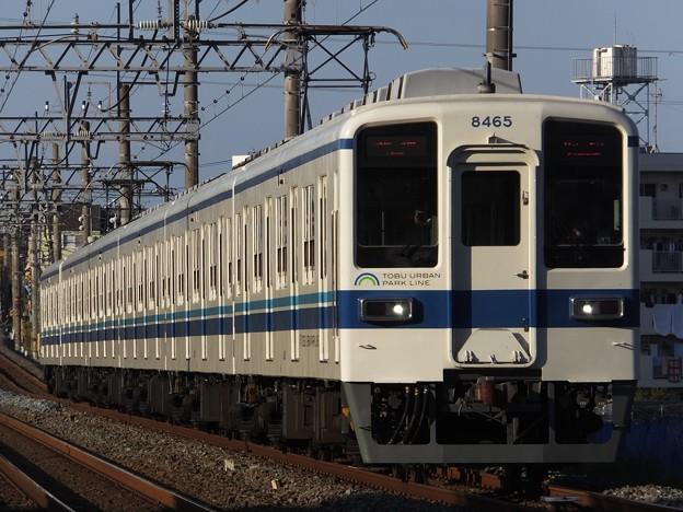 東武8000系 8165F