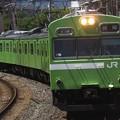 JR西日本103系 NS407編成