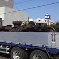 京成3600形 モハ3672 廃台車