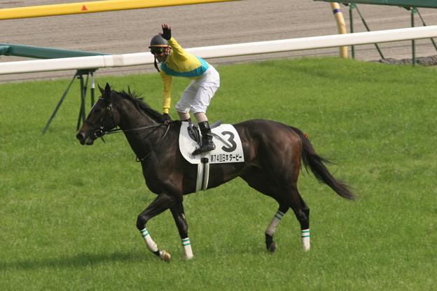 ウオッカ レース後_4(07/05/27・第74回 東京優駿)