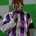 写真: 阿部 武臣 騎手(18/01/21・第28回 ヒロインズカップ)
