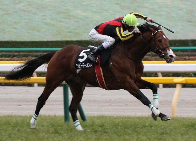 ハッピーモーメント レース(17/02/05・早春ステークス)