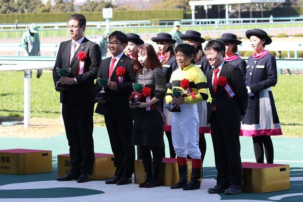 第20回 阪神スプリングジャンプ 表彰式(18/03/10)
