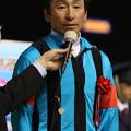横山 典弘 騎手(18/04/11・サッポロビール盃 第22回 マリーンカップ)