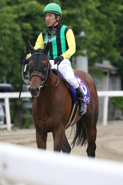 チャイヤプーン レース後(18/06/10・第38回 岩手ダービー ダイヤモンドカップ)