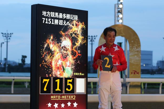 MATO-METER_3(18/08/12・大井競馬場)