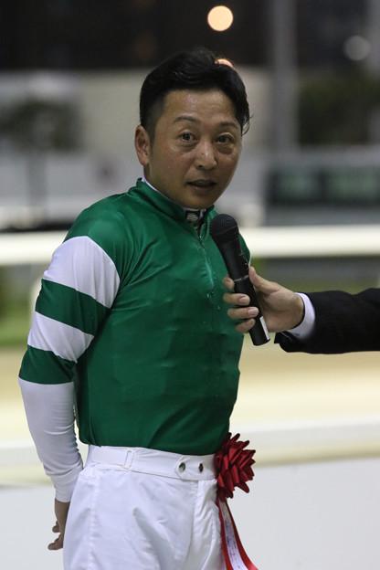 今野 忠成 騎手(18/08/22・第19回 スパーキングサマーカップ)