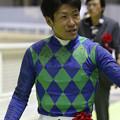 写真: 森 泰斗 騎手(18/09/12・第47回 戸塚記念)