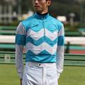 森 一馬 騎手(18/09/22・清秋ジャンプステークス)