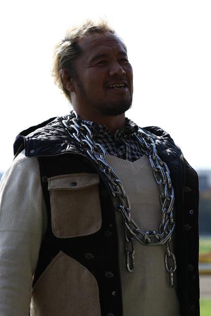 真壁 刀義 選手(18/11/11)