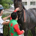 シゲルクロカジキ 口取り_2(18/07/07・4R)