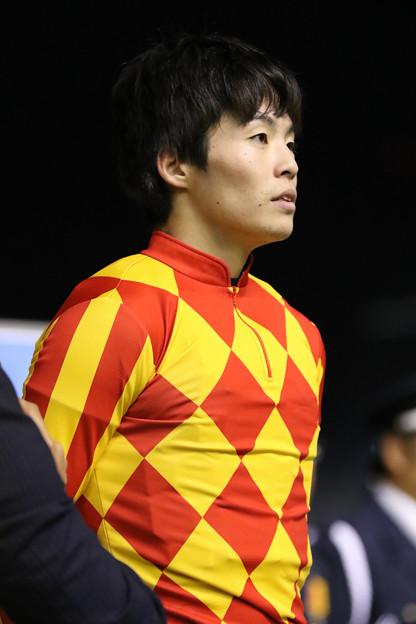 瀧川 寿希也 騎手(18/11/07・第64回 平和賞)