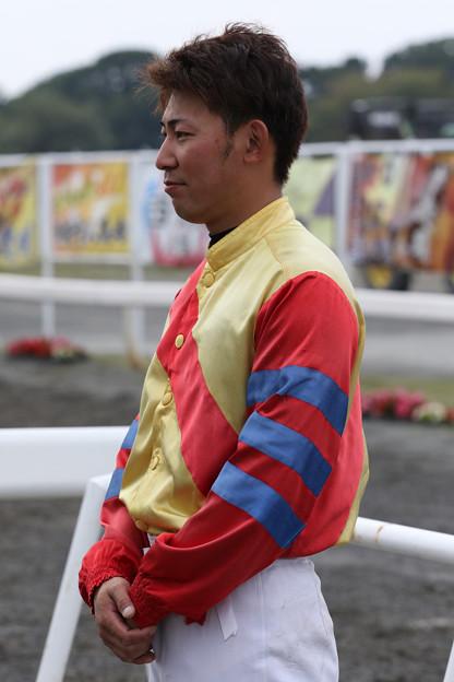 長澤 幸太 騎手(18/09/16・2R)