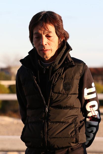 花本 正三 調教師(18/12/31・第47回 東海ゴールドカップ)