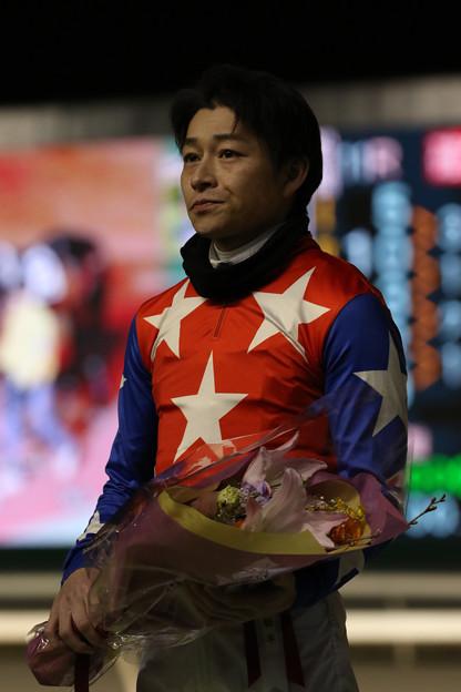御神本 訓史 騎手(19/01/16・サンケイスポーツ盃 第63回 船橋記念)
