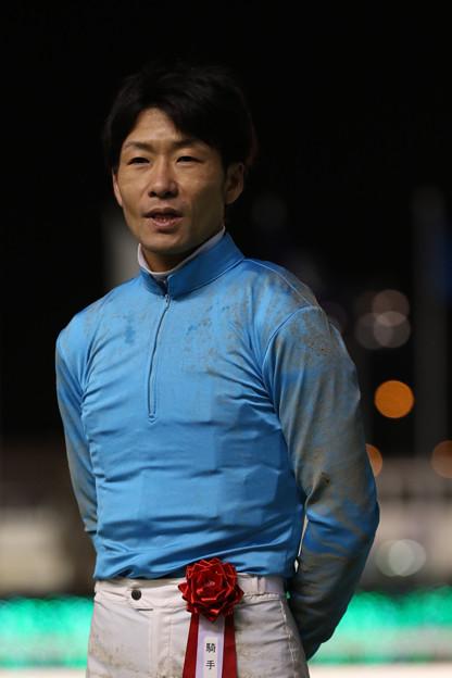 森 泰斗 騎手_2(19/02/20・第55回 報知グランプリカップ)