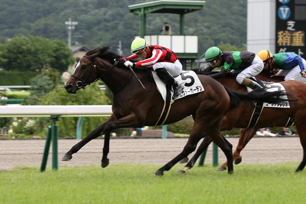 エヴァーガーデン レース(19/07/07・新馬戦)