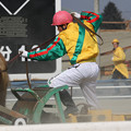 Photos: 松本 秀克 騎手(19/03/02・2R)