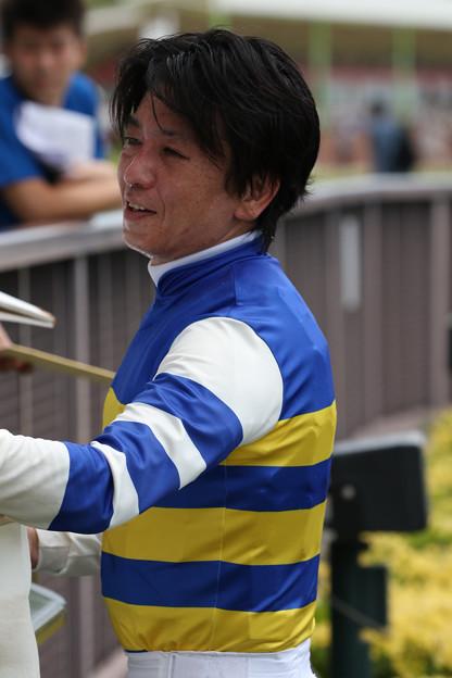 白浜 雄造 騎手(19/07/13・1R)
