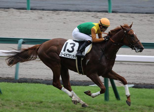 ロールオブサンダー レース(19/07/21・新馬戦)