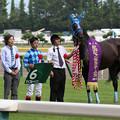 Photos: 第21回 新潟ジャンプステークス 口取り(19/08/24)