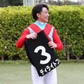 Photos: 白浜 雄造 騎手(19/09/21・清秋ジャンプステークス)