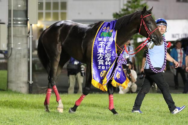 ヤマショウブラック(19/09/16・第51回 不来方賞)