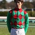 Photos: 草野 太郎 騎手(19/11/30・イルミネーションジャンプステークス)