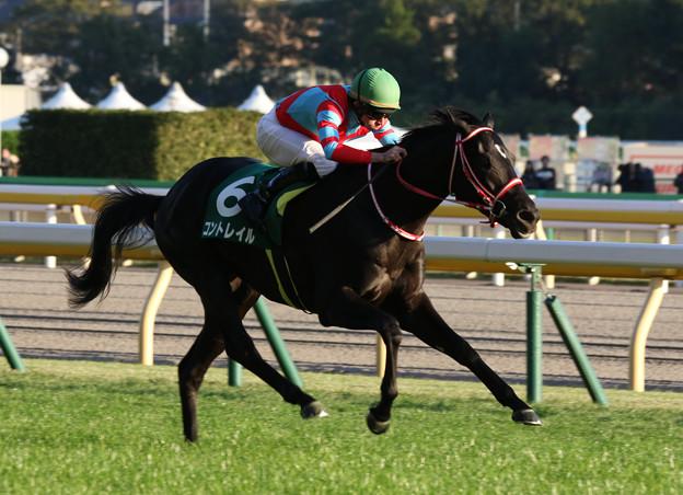 コントレイル レース(19/11/16・第24回 東京スポーツ杯 2歳ステークス)