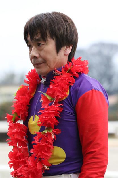 Photos: 向山 牧 騎手(19/12/30・第23回 ライデンリーダー記念)