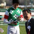 Photos: 森 一馬 騎手_1(20/01/11・中山新春ジャンプステークス)