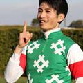 Photos: 森 一馬 騎手_2(20/01/11・中山新春ジャンプステークス)