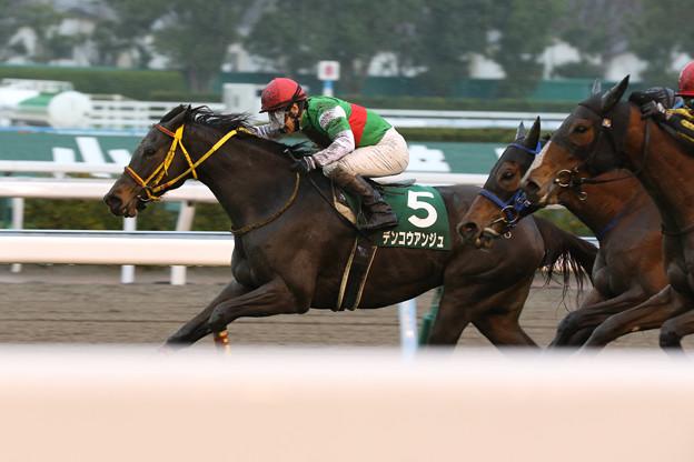デンコウアンジュ  レース(20/01/18・第57回 愛知杯)