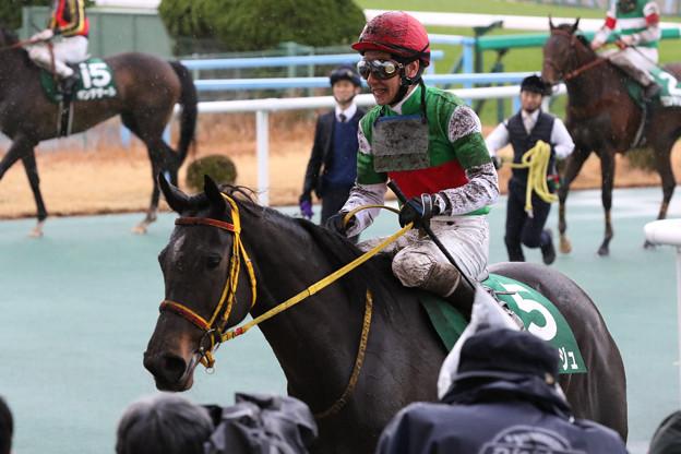 デンコウアンジュ レース後_2(20/01/18・第57回 愛知杯)