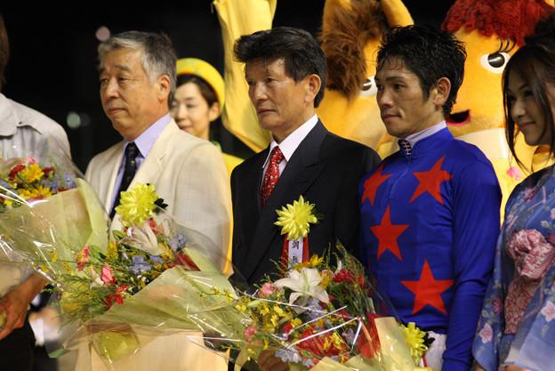 第42回 黒潮盃 表彰式(08/08/13・第42回 黒潮盃)