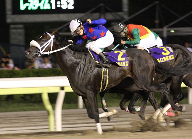 ギャンブルオンミー レース(08/08/13・第42回 黒潮盃)