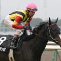 Photos: キャプテンベガ 返し馬(06/03/18・若葉ステークス)
