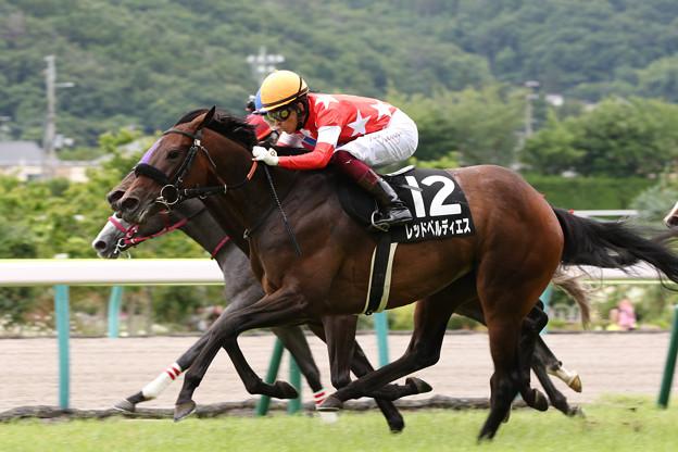 レッドベルディエス レース(19/07/07・織姫賞)