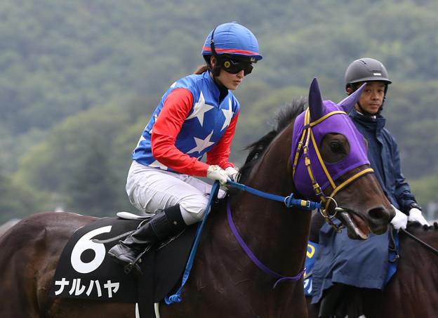 ナルハヤ 返し馬(19/07/07・織姫賞)