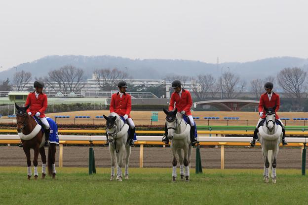 東京競馬場 誘導馬_4(20/02/16)