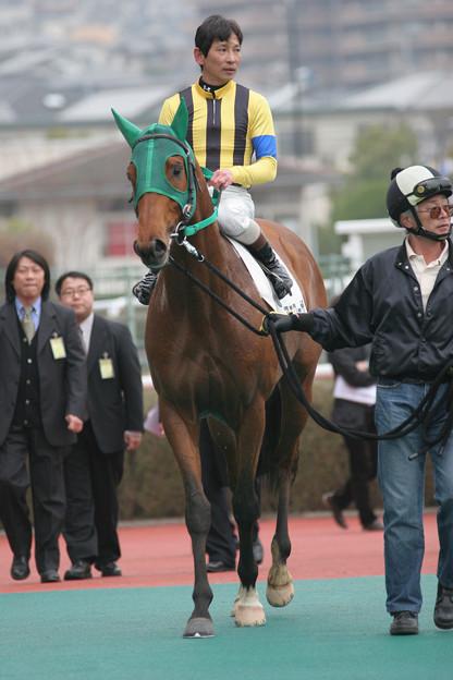 アエローザ(06/03/18・新馬戦)